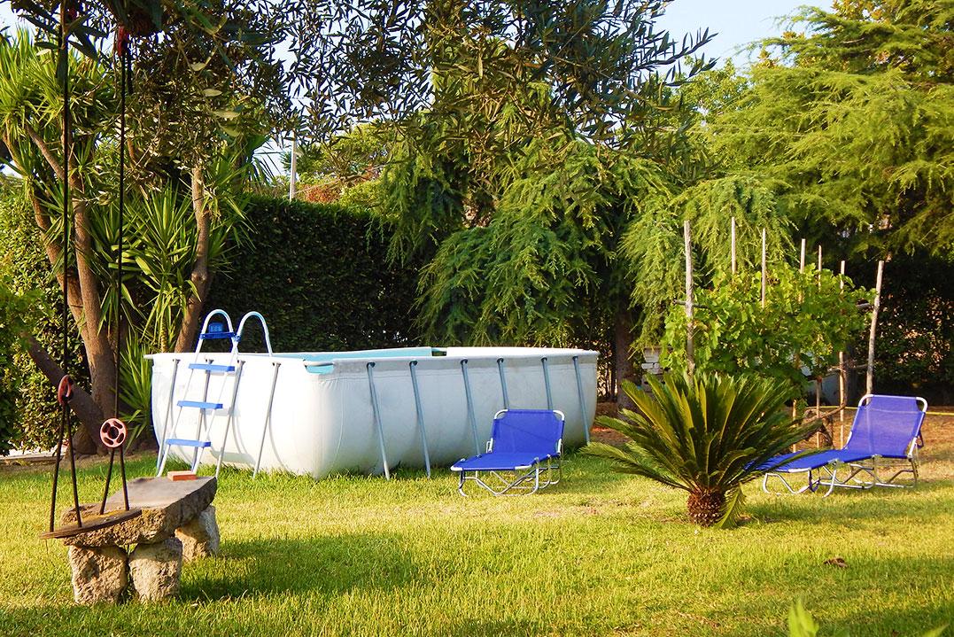 Appartamenti con piscina Ischia